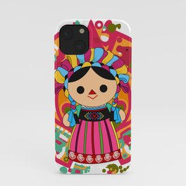 Maria 3 (Mexican Doll) iPhone Case