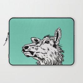 Tuquoise Elk Laptop Sleeve