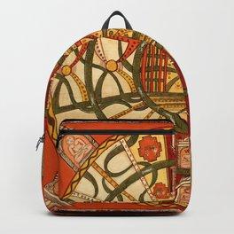 Vintage Celestial Chart 1900 Backpack