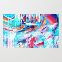Artistic LXIV - Transcendence Rug