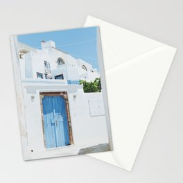 Santorini III Stationery Cards
