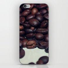 Coffee beans iPhone & iPod Skin