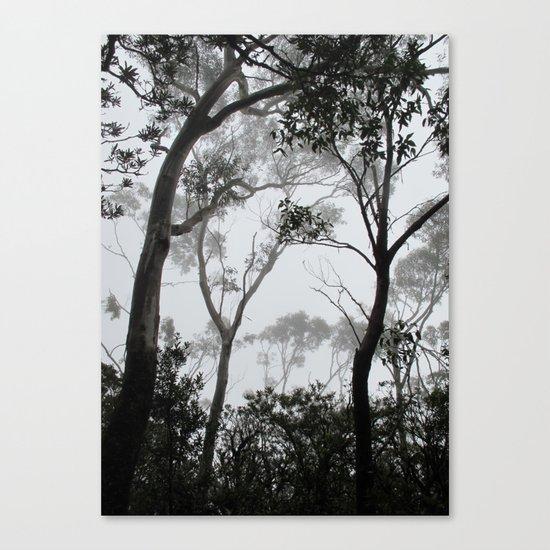 A Walk in the Clouds #1 Canvas Print