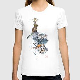 BQ-45 Spacecraft T-shirt