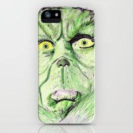 Grinch iPhone Case