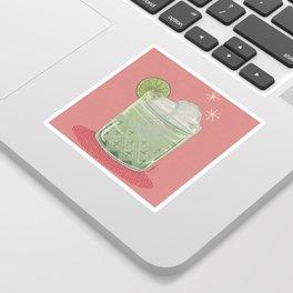 LEMON TONIC Sticker