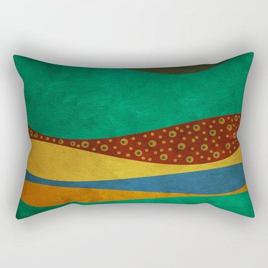 color under the sun (III) Rectangular Pillow