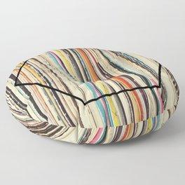 Modern Music Floor Pillow