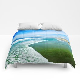 Huntington Beach Comforters
