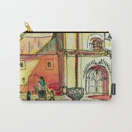 Templo San Francisco Carry-All Pouch
