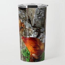 Roosters Travel Mug