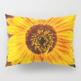 Sunny Sunflower Pillow Sham
