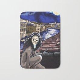 Chiaro Di Luna ft. Chiara Scelsi Bath Mat