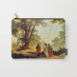 Road To Emmaus Carry-All Pouch
