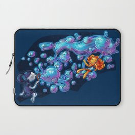 Creating the universe is fun! Laptop Sleeve