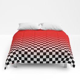 Harajuku checka Comforters