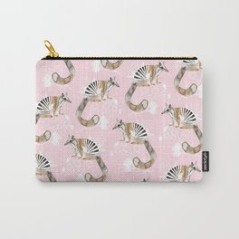 Numbats Pink Carry-All Pouch