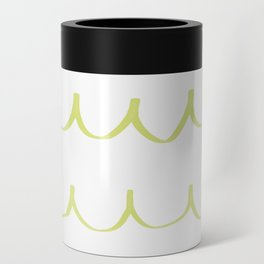 Citron Green Waves Can Cooler