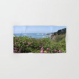 Beautiful North California Coast Hand & Bath Towel
