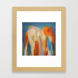 Whisperers Framed Art Print