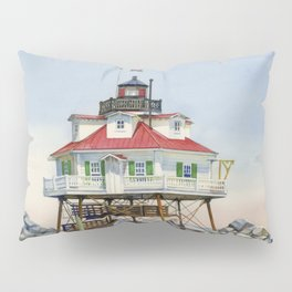 Thomas Point Light Pillow Sham