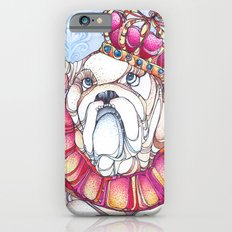 The Bulldog Prince Slim Case iPhone 6s