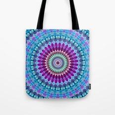 Geometric Mandala G382 Tote Bag