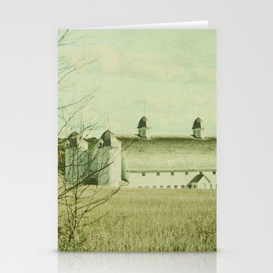 Vintage Rural Stationery Cards