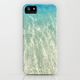 Currents iPhone Case
