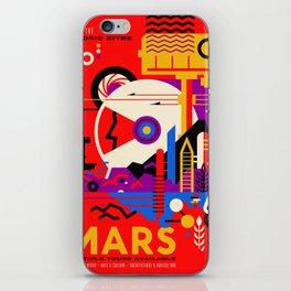 Mars Tour : Galaxy Space iPhone Skin