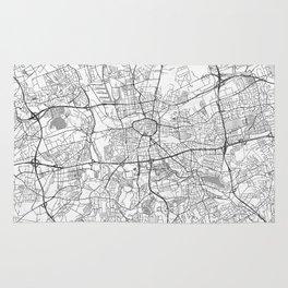 Dortmund Map Line Rug