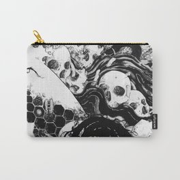SKULLS DIAPER Carry-All Pouch