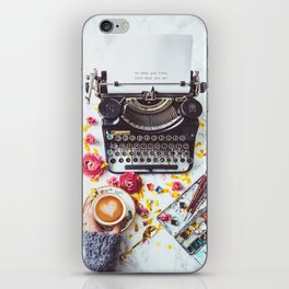 Do what you Love. iPhone Skin