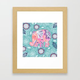 Clearly Framed Art Print