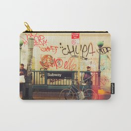 The Formerly Mean Streets of Williamsburg Carry-All Pouch