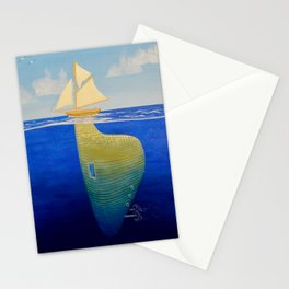 underlying #1 Stationery Cards