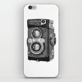 Yashica Vintage Camera iPhone Skin