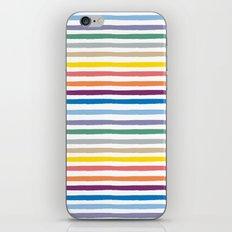 Fiesta Stripes iPhone Skin