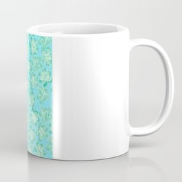 Wallflower - Tea Teal Coffee Mug