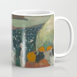 Paul Gauguin - Haystacks in Brittany Coffee Mug