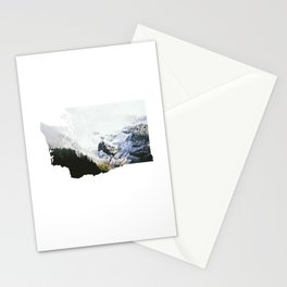 I Love Washington I Stationery Cards