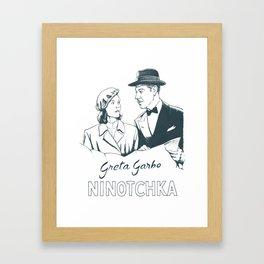 Ninotchka Framed Art Print