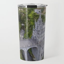 Sanctuario de Nuestra Señora Las Lajas Travel Mug