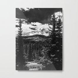 Hoosier Pass Metal Print