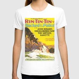Vintage poster - Rin-Tin-Tin T-shirt