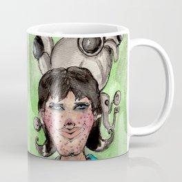 Aluminum Love Coffee Mug