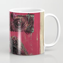 Edgar Allan Poe (Nevermore) Coffee Mug