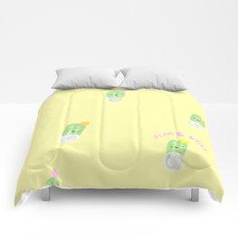 Plant Mom Comforters