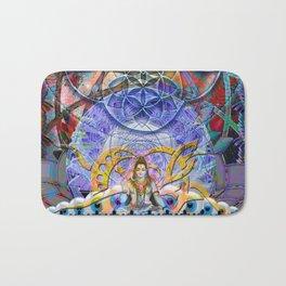 Space Shiva Bath Mat