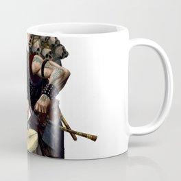 War Drummer Coffee Mug